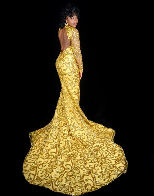 prom dress fashion