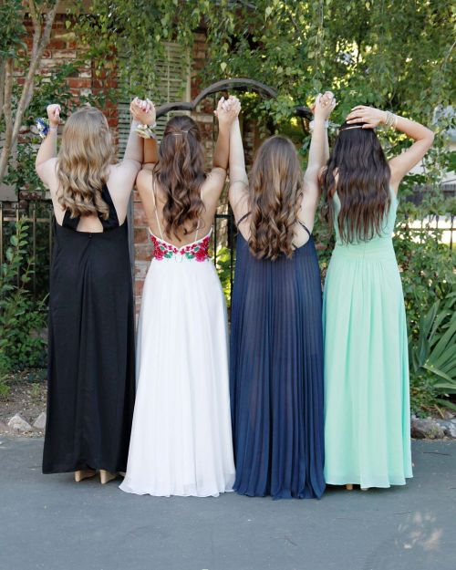 prom dress seniors