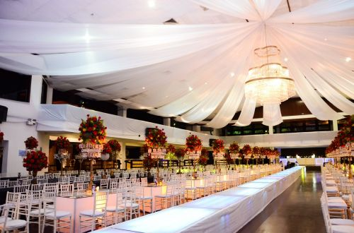 prom ceremonial reception