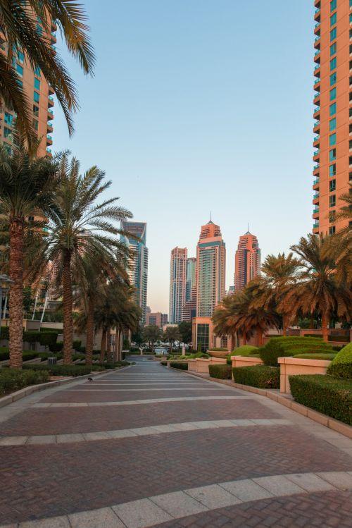 Promenade In Dubai