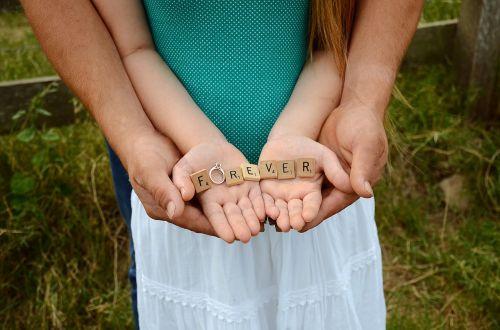 promise forever engagement