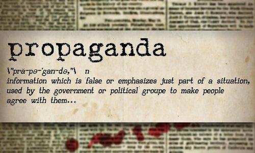 propaganda  revolution  people