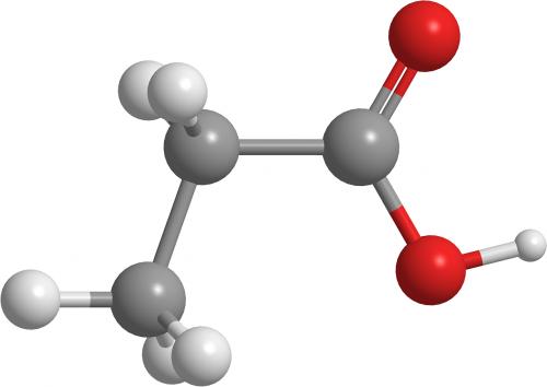 propanoic acid carboxylic acid organic chemistry