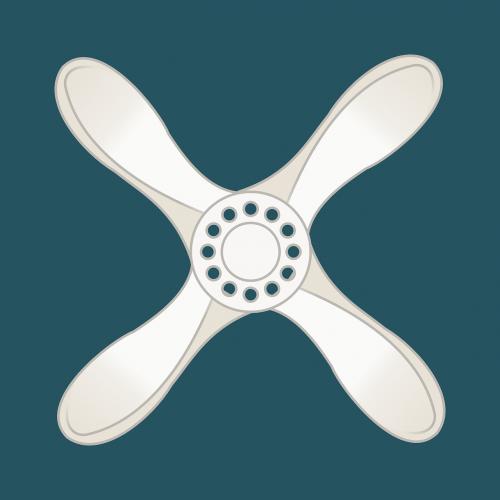 propeller blades fan