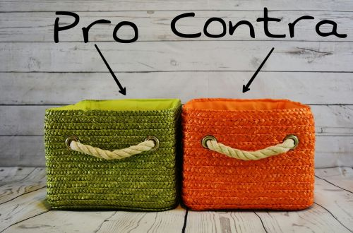 pros and cons weigh compare