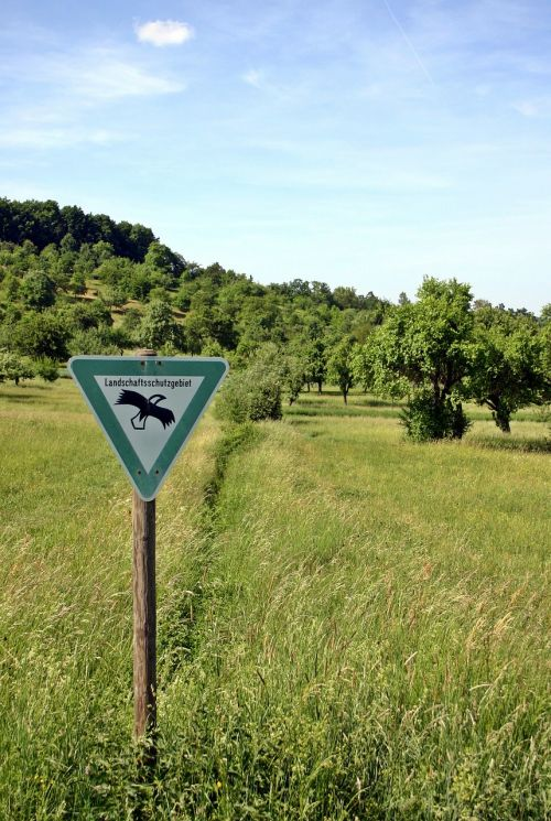 protected landscape area protection reserve