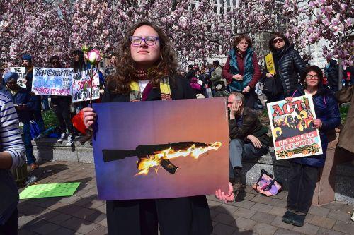 protest sign demonstration