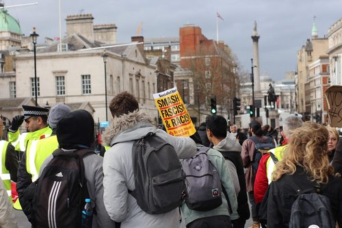 protest  uk  socialist workers
