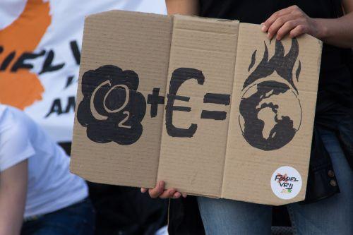 protest demo climate