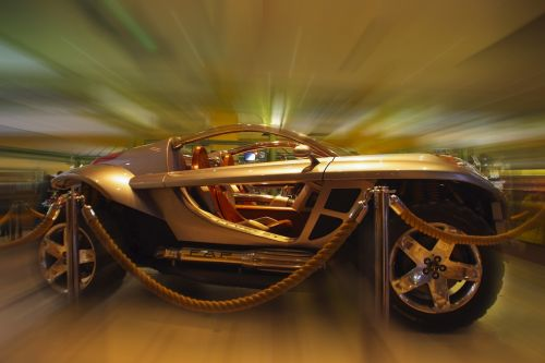 prototype car peugeot