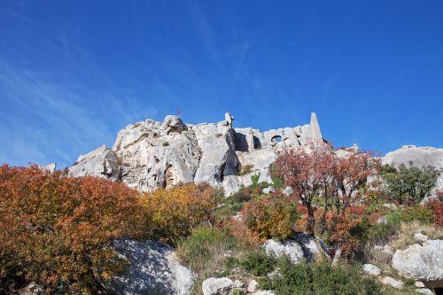 provence castle monuments