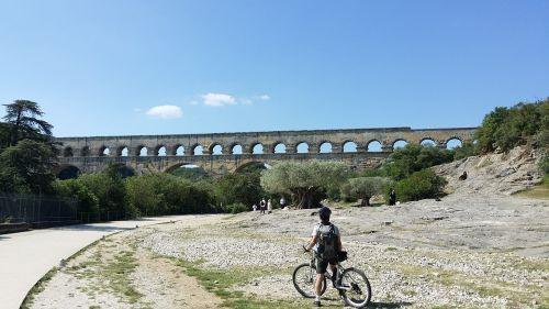provence aqueduct roman