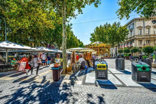 provence avignon market