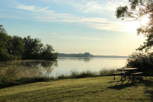 provincial park presquille lake