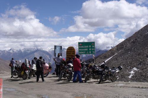 Indija, Ladakh, himalaja, praeiti, motociklininkai, praeiti