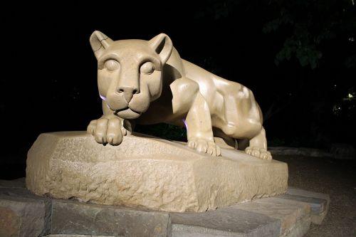 psu lion mountain lion
