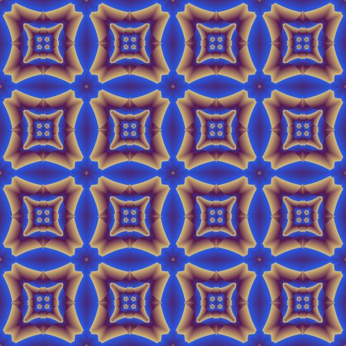 psychedelic pattern colorful