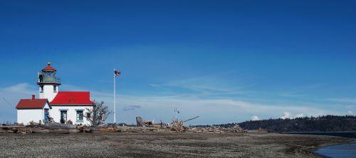 pt robinson lighthouse maury island