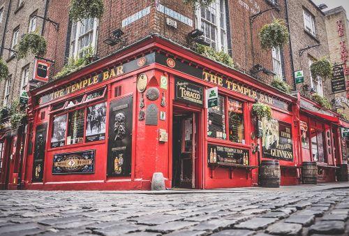 pub ireland temple bar