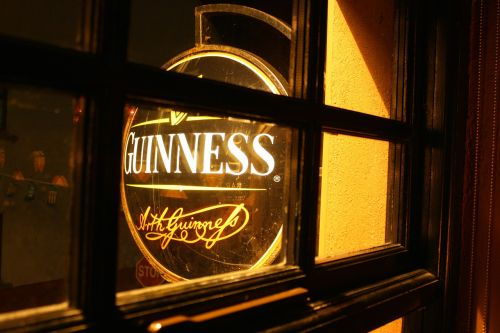pub guinness brewery
