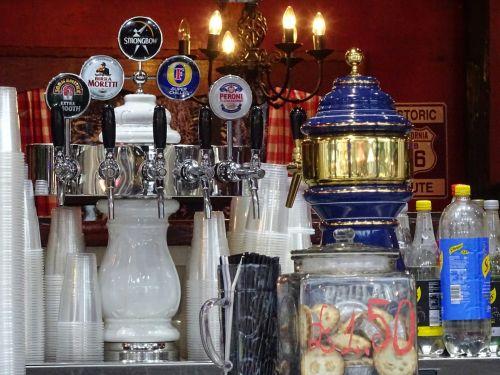 Pub Beer Taps