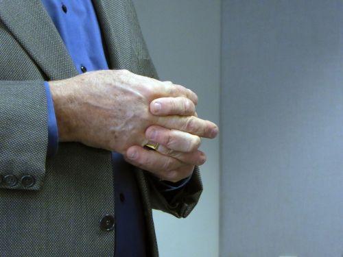 Public Speaking Hand Gestures #2