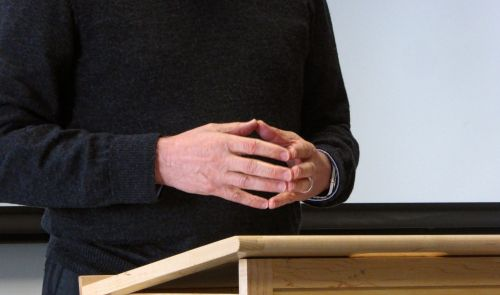 Public Speaking Hand Gestures #4