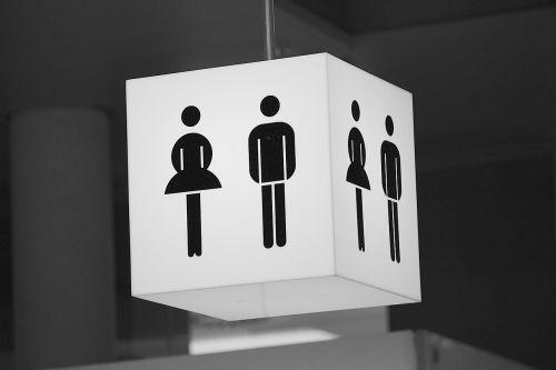 public toilet wc toilet