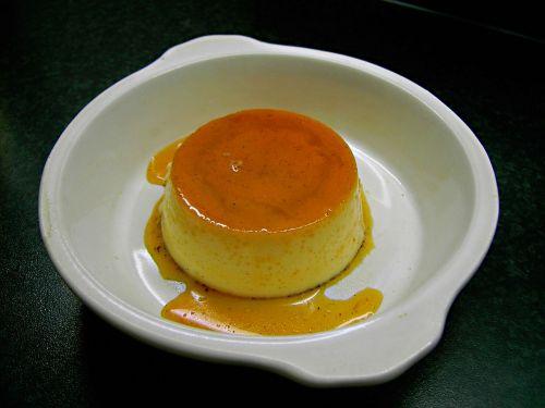 pudding vanilla pudding dessert