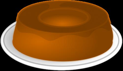 pudding desserts custard