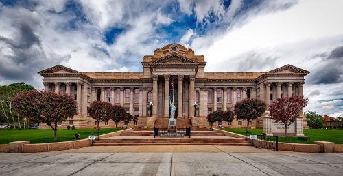 pueblo colorado courthouse