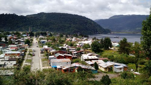 puerto cisnes aysén region chile