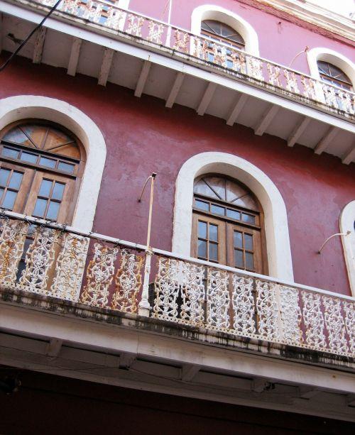 puerto rico building porches