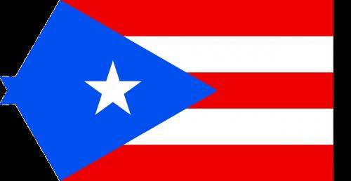 puerto rico flag national flag
