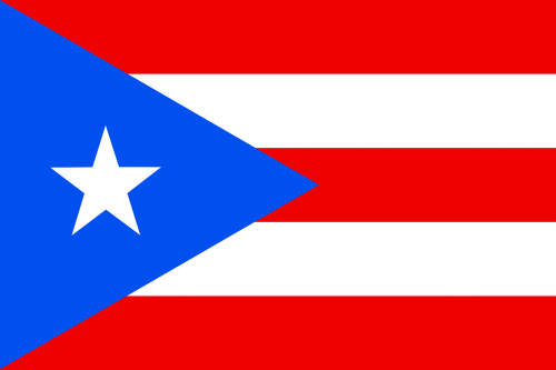 puerto rico,flag,caribbean,unincorporated territory,united states,america,symbol,ensign,free vector graphics