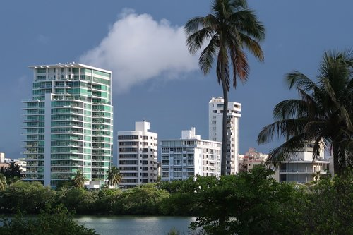 puerto rico  san juan  landmark
