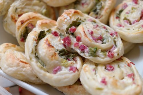 puff pastry snails puff pastry snack