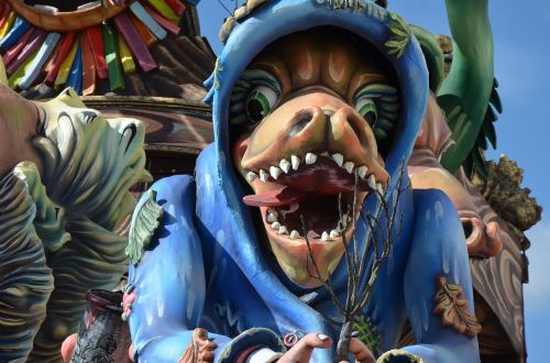 puglia carnival putignano