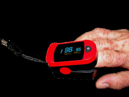pulse oximeter medicine bless you
