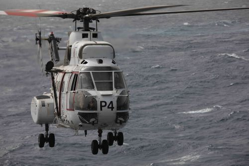 puma helicopter usn