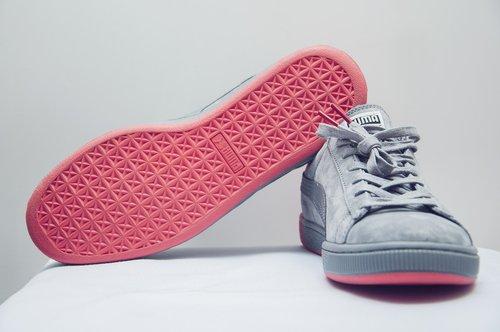 puma  dove  sneakers