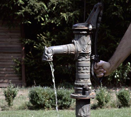 pump  water pump  water