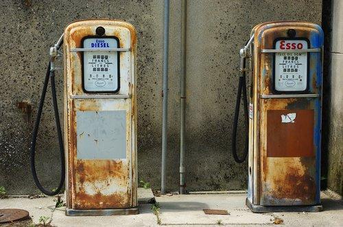 pump  gasoline  former