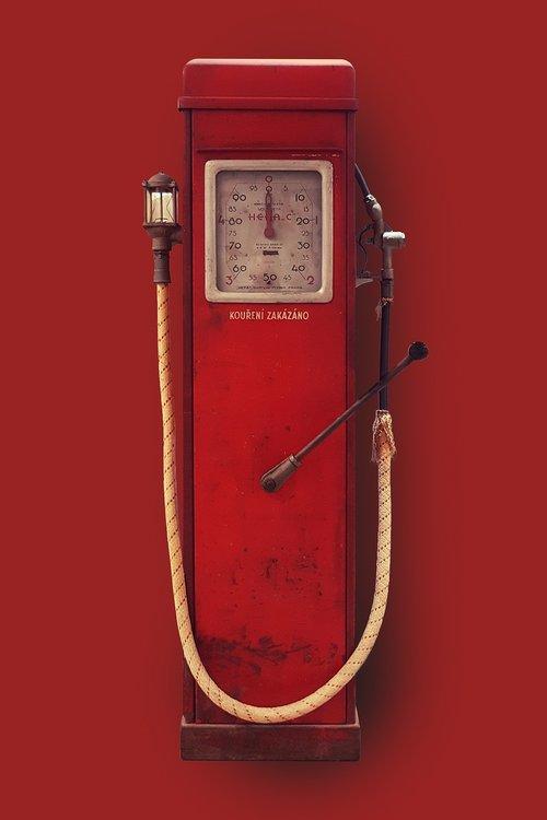 pump  gasoline  auto