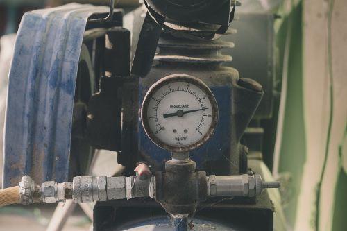 pump bellows package pressure