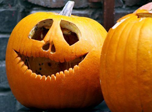 pumpkin halloween masquerade