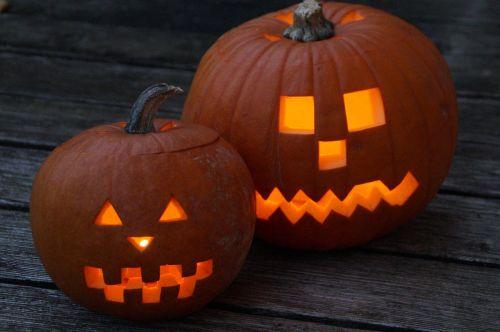 pumpkin halloween pumpkin face