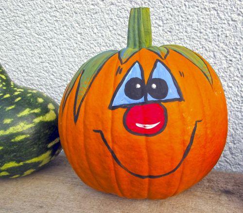 pumpkin gourd halloween