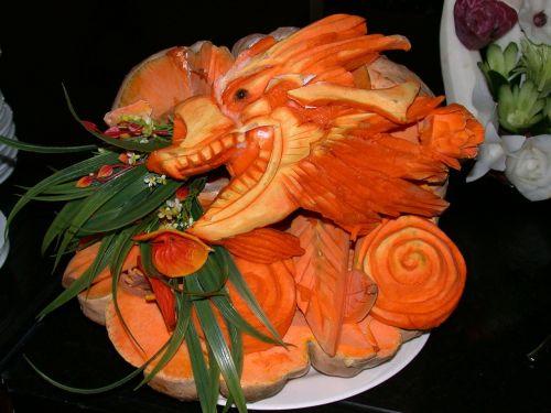 pumpkin deco carving