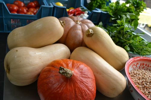 pumpkin ingredients soup